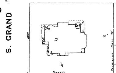 Sanborn Map 1906