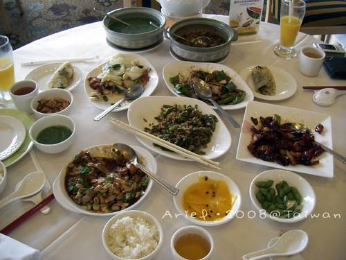 台北‧國賓飯店12F的川菜館
