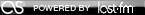 Last fm Black Chicklet logo