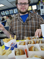 Rose and Craig go to White Castle