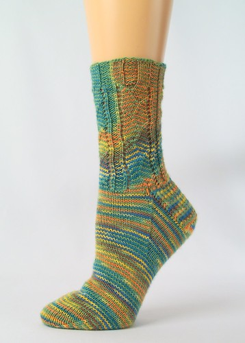 Sockdown: April sock
