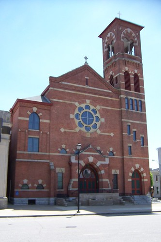 First Presbyterian Church, Greensburg