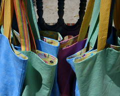 Sewing Party - Spring 2008 - Totes
