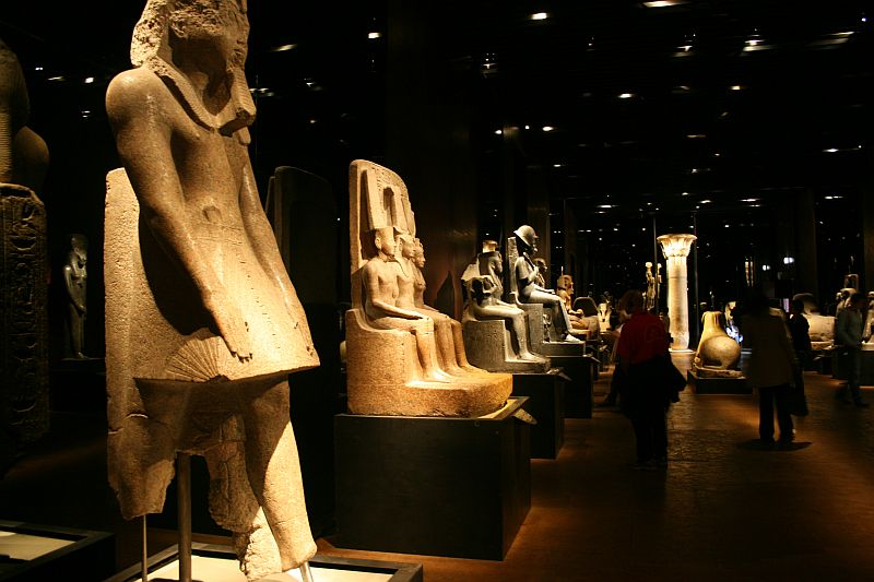 Egyptian Museum Turin 1