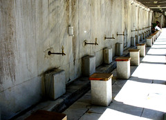 Ablution Fountains, Blue Mosque