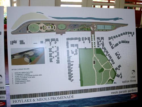 Hoylake Promenade Plans