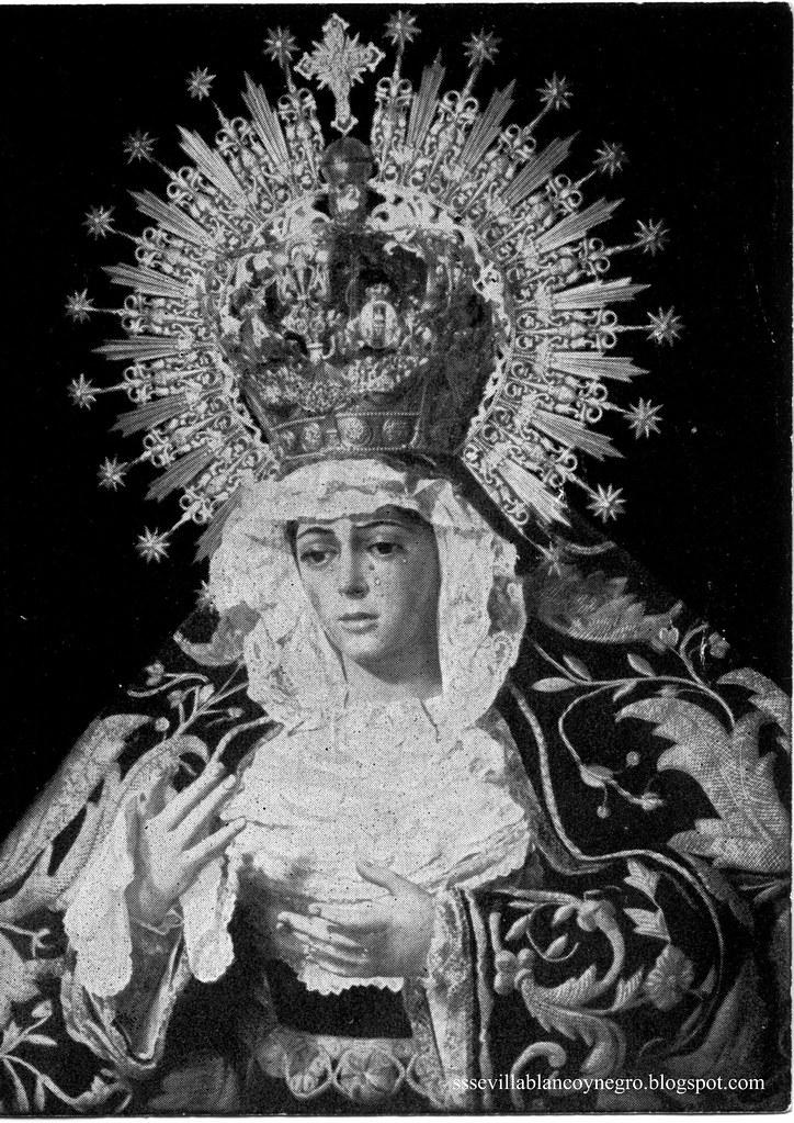 Esperanza Macarena 1955