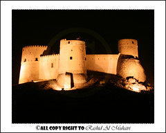 ([.. AlAmEeEr ..]) Tags: castle united uae emirates arab fuj unitedarabemirates fujairah    400d