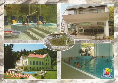 hotel and spa Dobrna, Slovenia