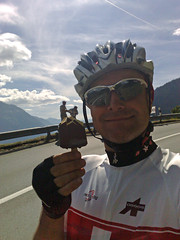 Free Ice Cream - Tour of Switzerland