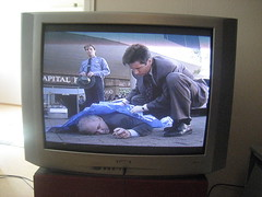 The X-Files S02E03 Blood