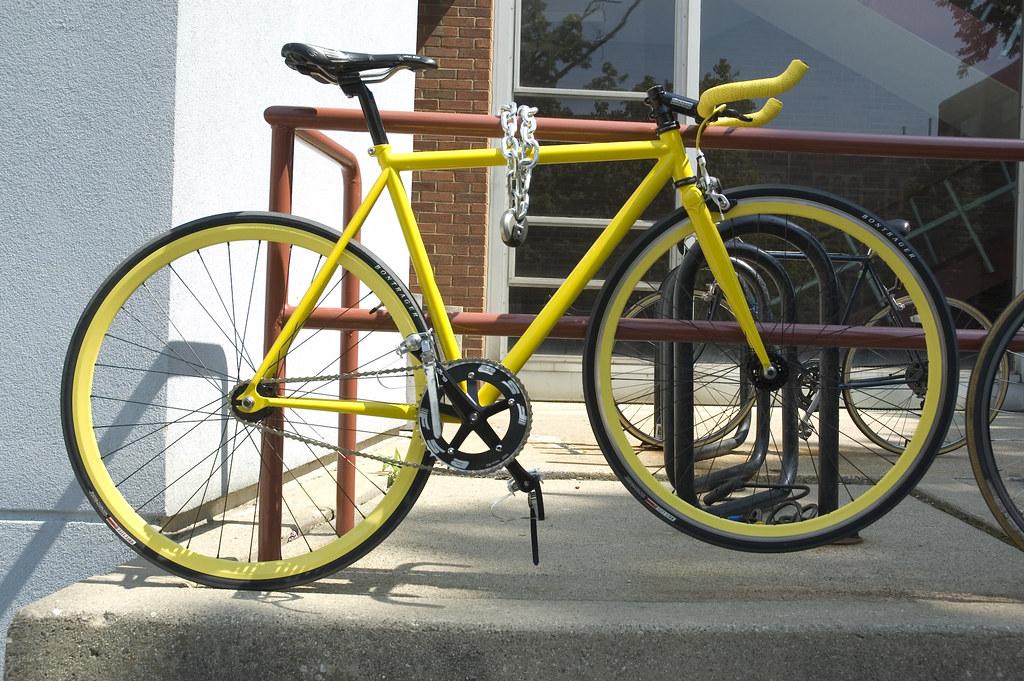 Yellow Bareknuckle