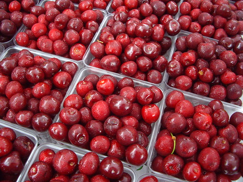 Sweet Cherries from Gillogly Orchard