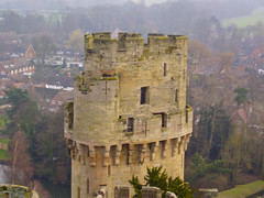 Warwick Castle - Caesar's tower (timinbrisneyland) Tags: