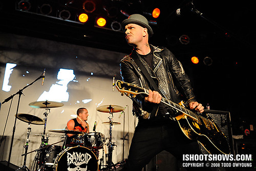 Rancid @ Pop's – 2008.06.28