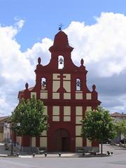 "Church in Mansilla de las Mulas • <a style=""font-size:0.8em;"" href=""http://www.flickr.com/photos/48277923@N00/2622955852/"" target=""_blank"">View on Flickr</a>"