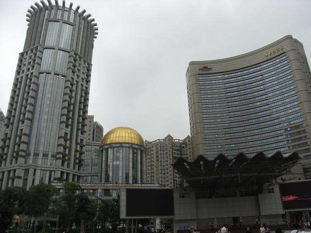 王宝和大酒店など Central Hotel Shanghai