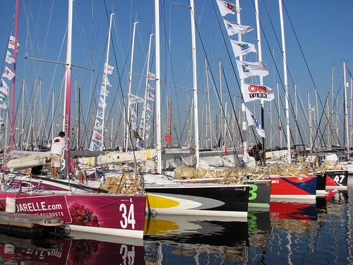 Catamaran race in Istanbul - Turkey