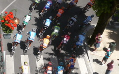 Tour de France (Hube And CO) Tags: france tour pau