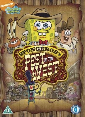 Bob Esponja Peste Oeste – 2008