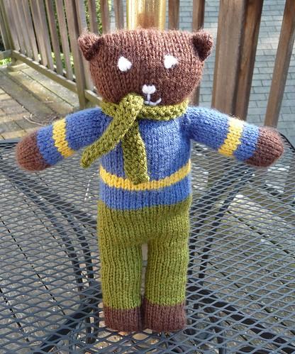 Mother Bear Project; Albert