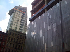 Thom Mayne's Cooper Union Building by jebb, on Flickr
