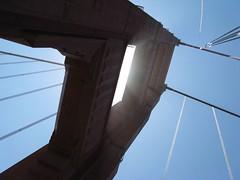 Light on the Golden Gate