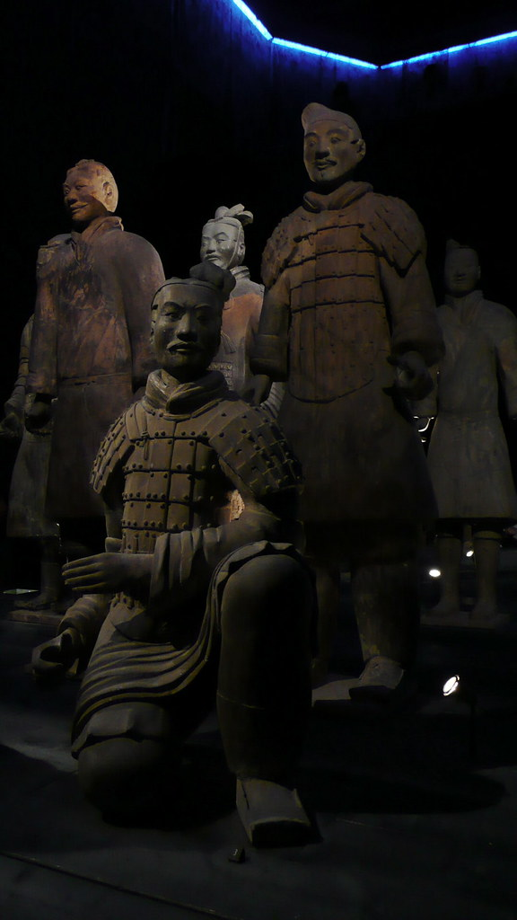terracotta army 16