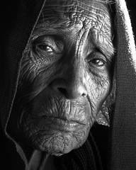 Ya ! (risquillo) Tags: portrait bw mujer bravo retrato bn explore tms tellmeastory firstquality fineartphotos artl