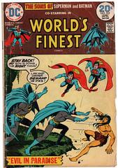 World's Finest 222 (Todd Wilson) Tags: comics superman batman dccomics