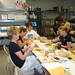 Volunteering at Blue Star Mothers