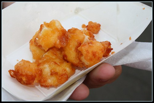Deep Fried Cheese Curds by you.