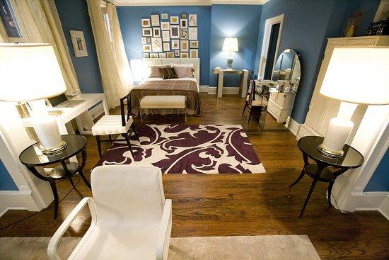 Apartamento de Carrie redecorado