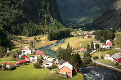 Snapshot... (**Anik Messier**) Tags: norway train norge railway flm flam norvge flmrailway flmvalley kingdomofnorway vosplusbellesphotos