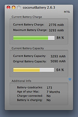 MacBook Air Battery Capacity
