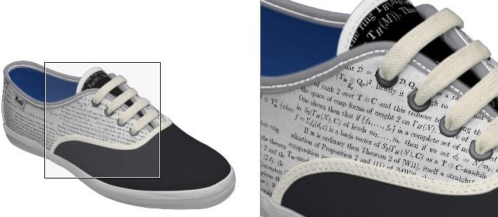Zapatillas del último teorema de Fermat