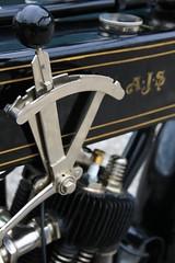A.J.S Modell D 1922 Copyright B. Egger :: eu-moto images classic vintage motorcycles (:: ru-moto images   pure