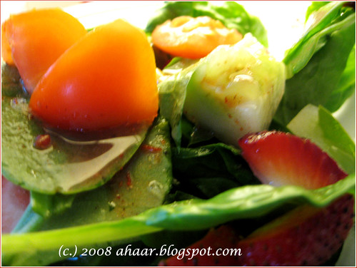 spinach salad-1