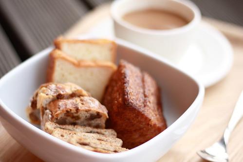 ポワンエリーニュのパン
