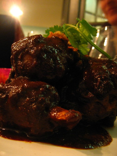 Oxtail madras