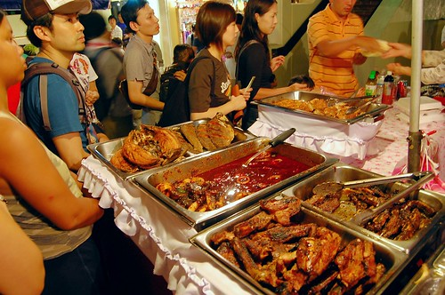 Chamorro Village's Night Market - Local Food