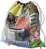 Reversible patchwork Bag
