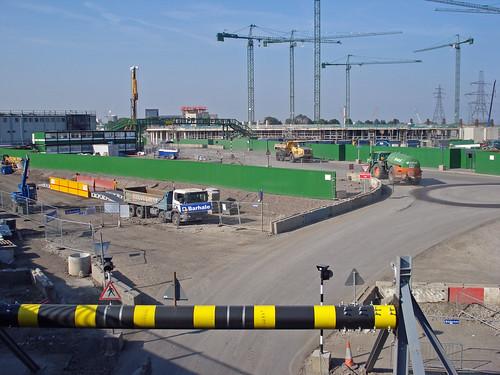 Estadio Olímpico  Londres 2012 septiembre