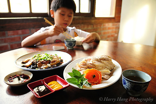 2_D300877-Tasty Hakka Food, You have to try once, Hsin Chu, Taiwan  挾一口,沾醬料-北埔擂茶-客家菜-餐飲料理