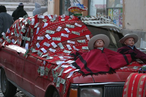 Humahuaca parade...