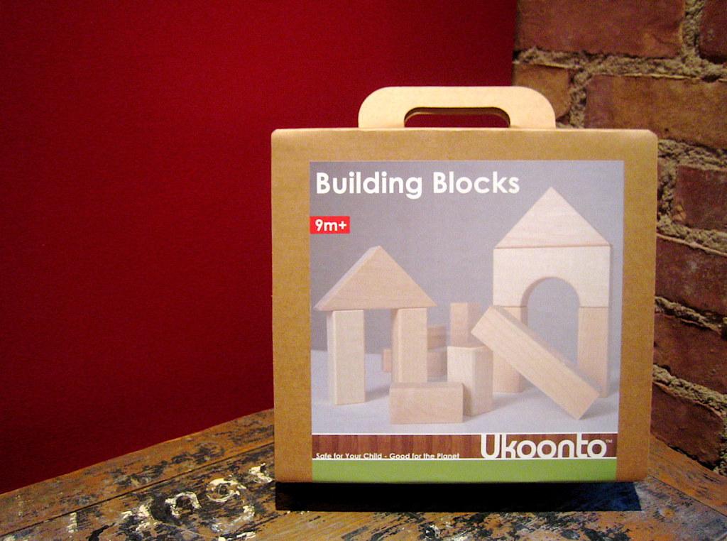 Building Blocks by Ukoonto