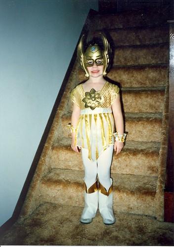 Halloween 1986 - She-Ra!