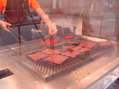 Grilling Pork Jerky