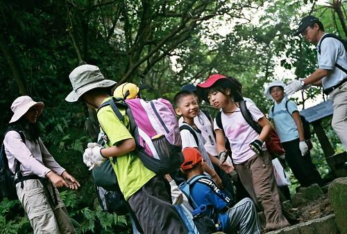 你拍攝的 13登山前安全說明。