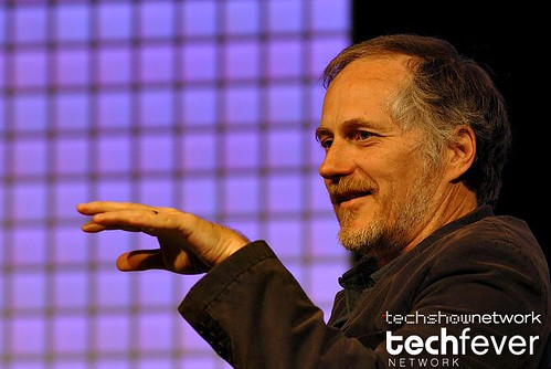 Tim O'Reilly at Web 2.0 Expo by TechShowNetwork.
